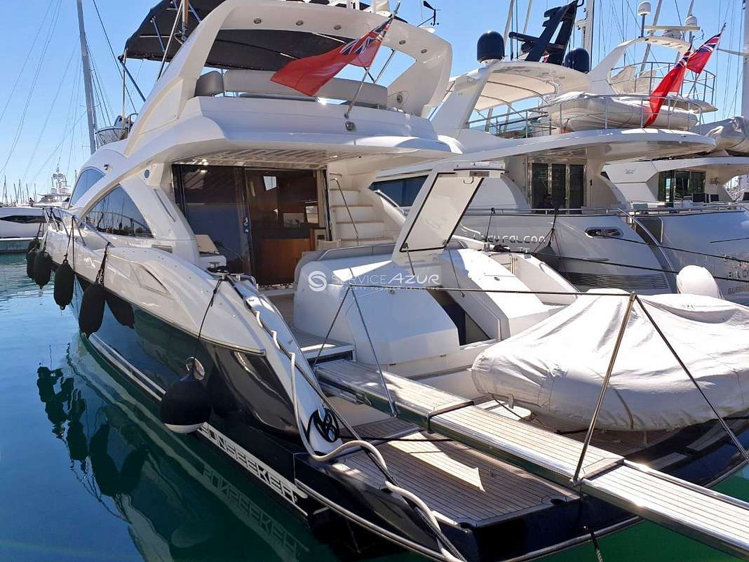 Продажа яхты Sunseeker Manhattan 66, 22 метра